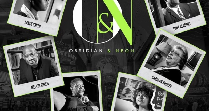 "Black History Month Spotlight: ""Obsidian & Neon – Celebrating Black Life & Identity in Las Vegas"""